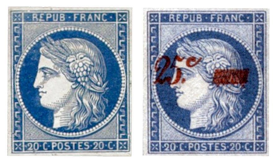 timbre france classique